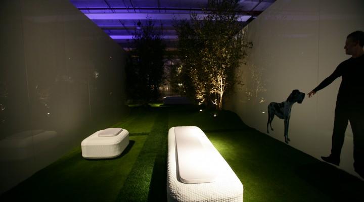 Abitare il Tempo – Formal garden with a contemporary twist
