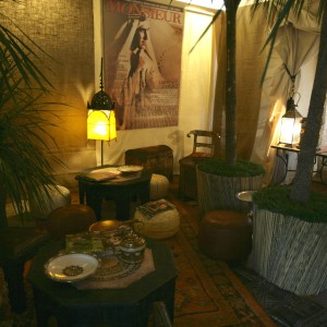 "Pitti Uomo – ""Lounge Marrakech"" per Monsieur"