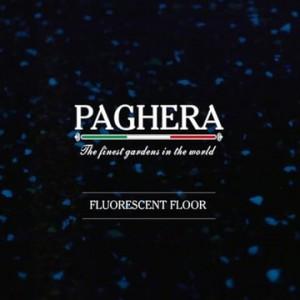 Fluorescent floor